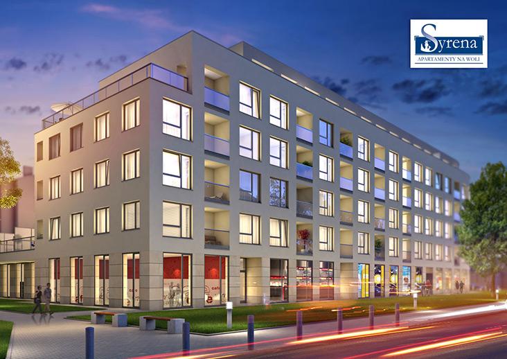 Apartamenty na Woli