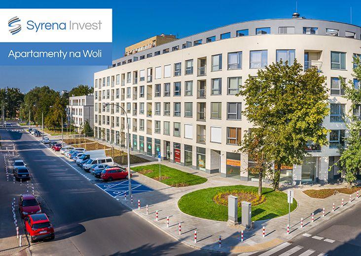 Apartamenty na Woli investment